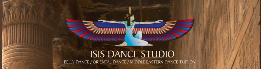 Isis Dance Studio provides traditional oriental middle eastern belly dance tuition in Pietermaritzburg